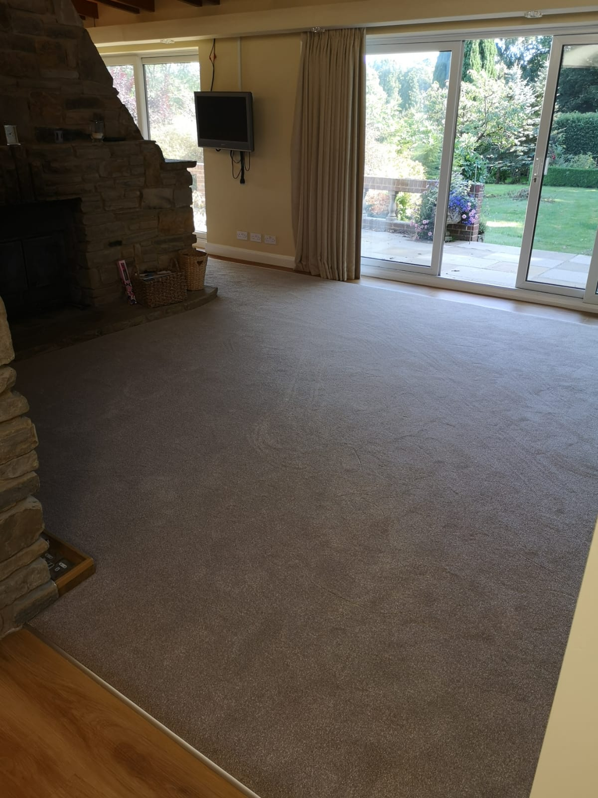 Previous Work from Melvin Head Carpets